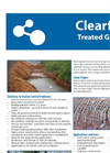 Clearflow - Treated Geo-Jute Brochure