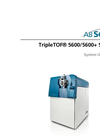TripleTOF - Model 5600+ - Mass Spectrometers System Brochure