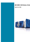 QTRAP - Model 5500 - Mass Spectrometers System Brochure