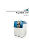 TripleTOF - Model 6600 - Mass Spectrometers System Brochure