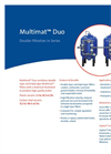 Multimat - Duo - Chemical Treatment To Produce High Quality Water – Brochure