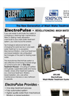 Simpson ElectroPulse - EP10-SD - Electrocoagulation System - Brochure