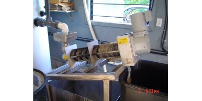 Simpson - Model ES-101 - Volute Dewatering Press