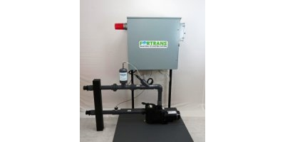 Fortrans - Model 5000-SK - Stormwater & Process Water pH Treatment System