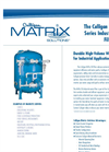Culligan Hi-Flo - 50 Series Industrial Filter System Brochure