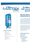 Culligan Side Mount (CSM) Heavy Duty Water Filter System Brochure