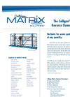 Culligan - G3 / G3+ Series Reverse Osmosis System Brochure