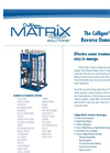 Culligan - G2 Series Reverse Osmosis System Brochure