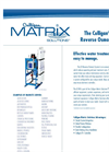 Culligan - E2 Series Reverse Osmosis System Brochure