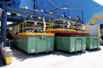 Container Systems - Dust Collection System