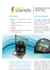 Surface Activity Monitor Brochure