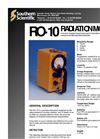 R0-10 Portable Ion Chamber Brochure