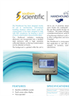 HandHound Wall Mounted Contamination Monitor Brochure