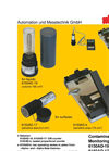 Automess 6150AD 17 Alpha, Beta and Gamma Contamination Probe Brochure