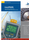 ironMAN Radiation Detection Instrument Brochure