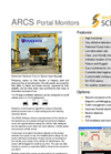 Nucsafe Advanced Radiation Control System (ARCS) Brochure
