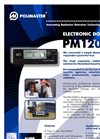 PM1203M Multipurpose Professional Dosimeter Brochure