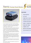 Nemo Nuclear Event Monitor Brochure