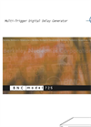 BNC 725 Digital Delay Generator Brochure