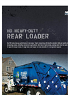 McNeilus Heavy Duty Rear Loader Brochure