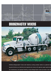 Bridgemaster Concrete Mixers Brochure