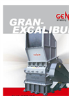 GXC Series - Heavy Duty Granulators – Brochure