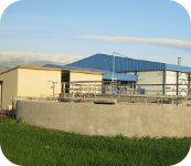 CompReactor - Model WWTP - GAH - Industrial Treatment Plant