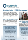 Simplified Boiler MACT Upgrades and Retrofits Services Brochure