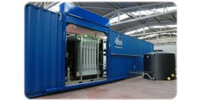 Tertiary water treatment