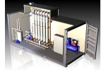 DEVISE - Model UF-PACK - Ultra-Filtration Package System for Greywater Treatment and Wastewater Tertiary Treatment