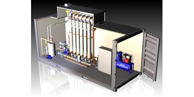 DEVISE - Model UF PACK - Ultra-Filtration Package Systems for Greywater Treatment and Wastewater Tertiary Treatment