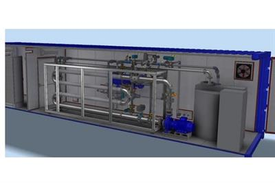 DEVISE - Model exMBR - Packaged Plants for Industrial Wastewater & Leachate Treatment