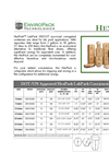 HexPack LabPack - Containers Brochure