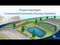 Project Spotlight: Commercial Constraints, Pervious Solutions Video