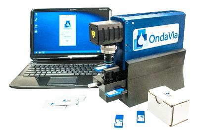 OndaVia - Model OV-MTM-001 - Portable Analysis System