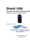 Puralytics - Model Shield 1500 - LED Powered Water Purification - Manual