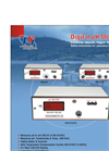 Digital pH Meters Brochure