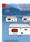 Digital pH Meters Catalog