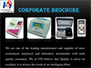 Corporate Brochure of VSI Electronics