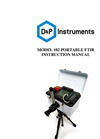 D&P - 102 - Hand Portable FT-IR Spectrometer Instruction Manual