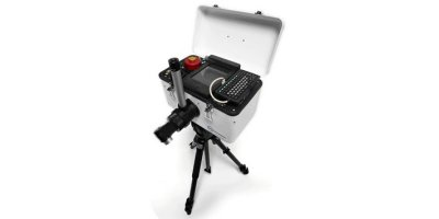 D&P - Model 102 - Hand Portable FT-IR Spectrometer