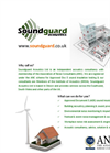 Soundguard Acoustics Brochure