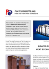 Brazed Plate Heat Exchangers Brochure