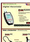 MRU - 300CO - Gas Detectors - Brochure