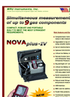 NOVA - plus-IV - Compact Analyzers - Brochure