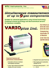 VARIOplus - Industrial Analyzers - Brochure
