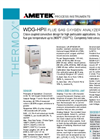 Norsk - WDG-HPII - Thermox-Flue Gas-O2 Analysers Brochure