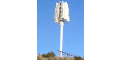 Zebra - Vertical Axis Wind Turbine