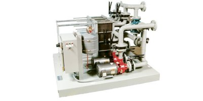 Sentry - Model CWIS - Cooling Water Isolation Skid
