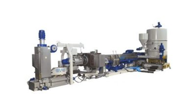 COMPAC - Model GM - Plastic Recycling Systems